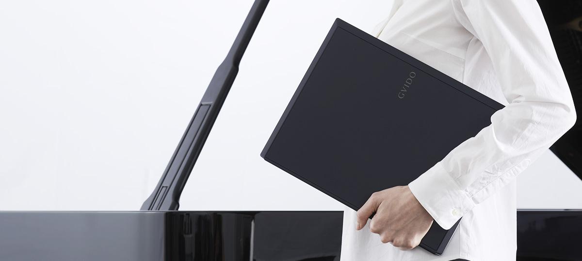 Wir haben die Musikszene revolutioniert, indem wir Partituren für Musiker digitalisiert haben.
